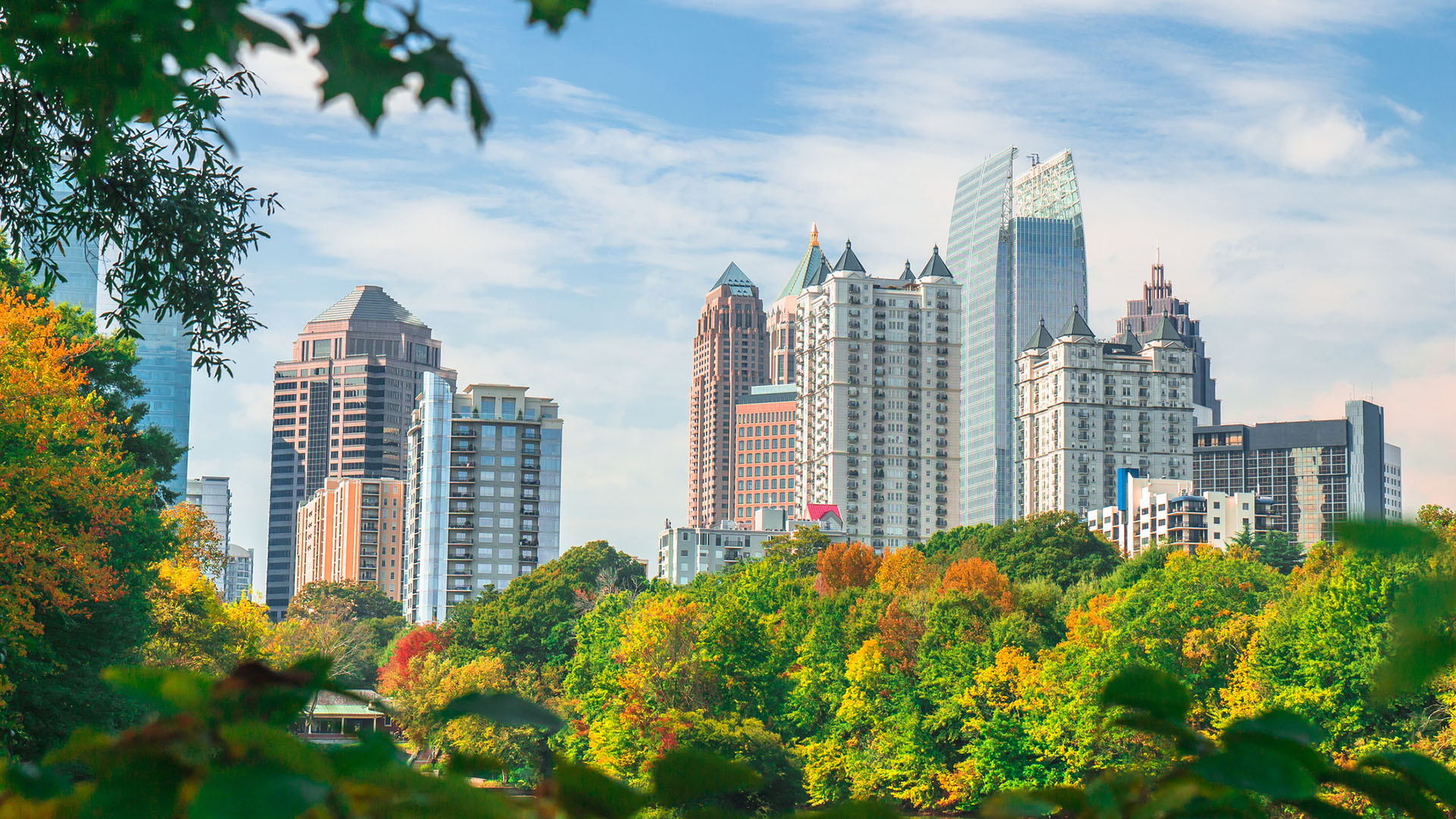Why Atlanta?