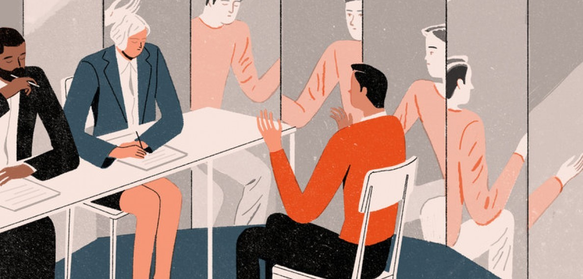 Why do people fail at interviews?